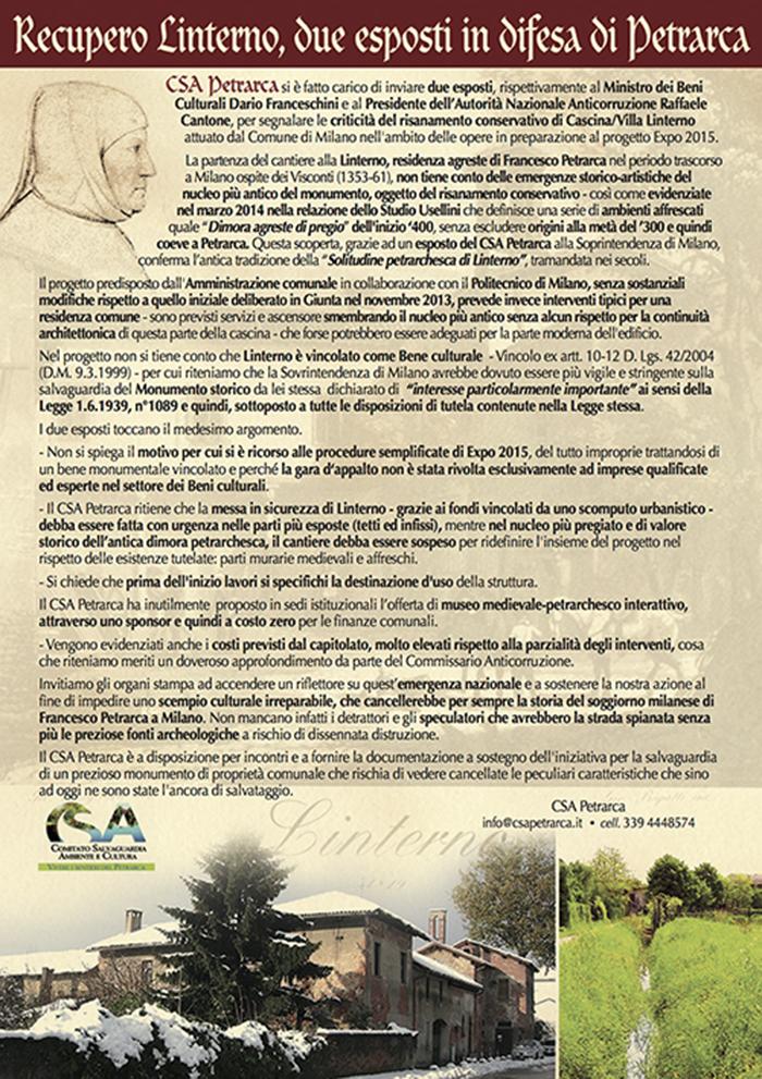 Comunicato stampa due esposti PetrarcaMI copia