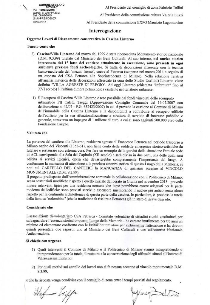 7. Interrogazione_Linterno_CdZona7_9032015